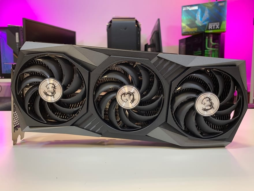 MSI RTX 3090 Gaming X Trio Review 12