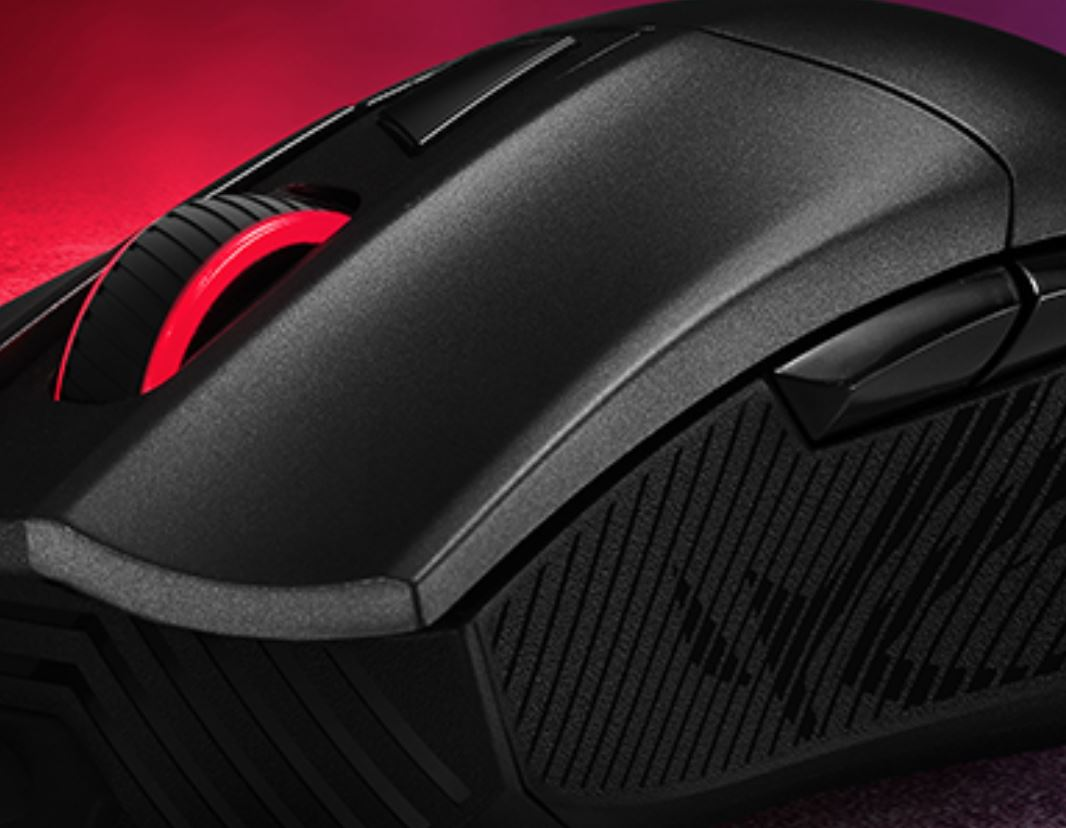 ASUS RoG Gladius II Core Gaming Mouse Review 10