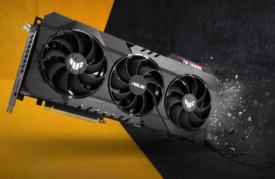 ASUS TUF Gaming RTX 3080 Graphics Card Review 6
