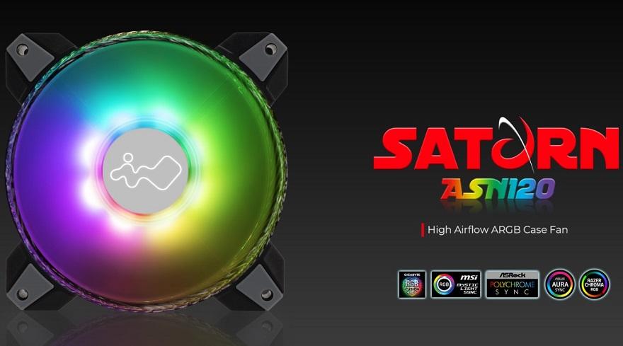 inwin saturn ASN120