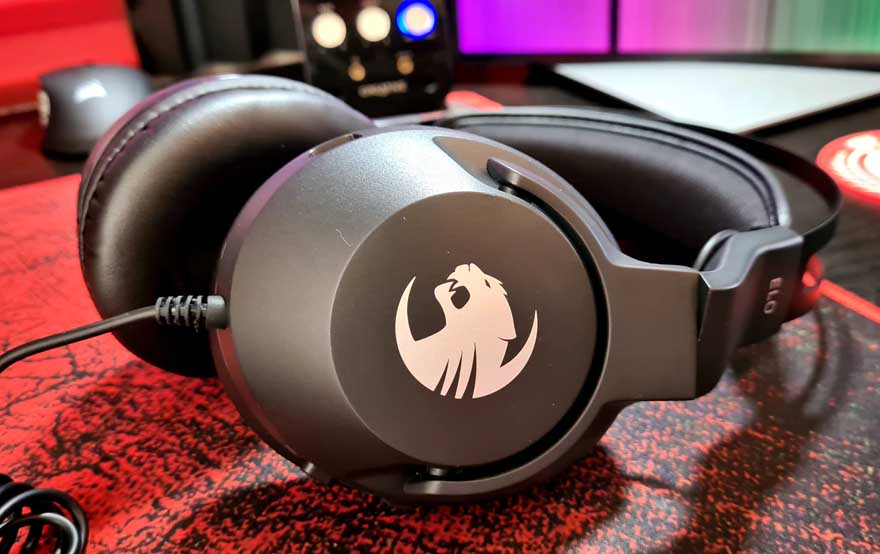 Roccat ELO X Stereo Gaming Headset Review 16