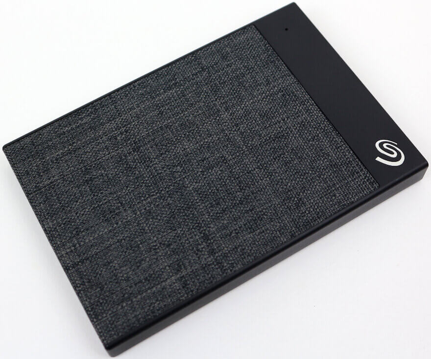 Seagate Backup Plus Ultra Touch 1TB Portable HDD Review 2