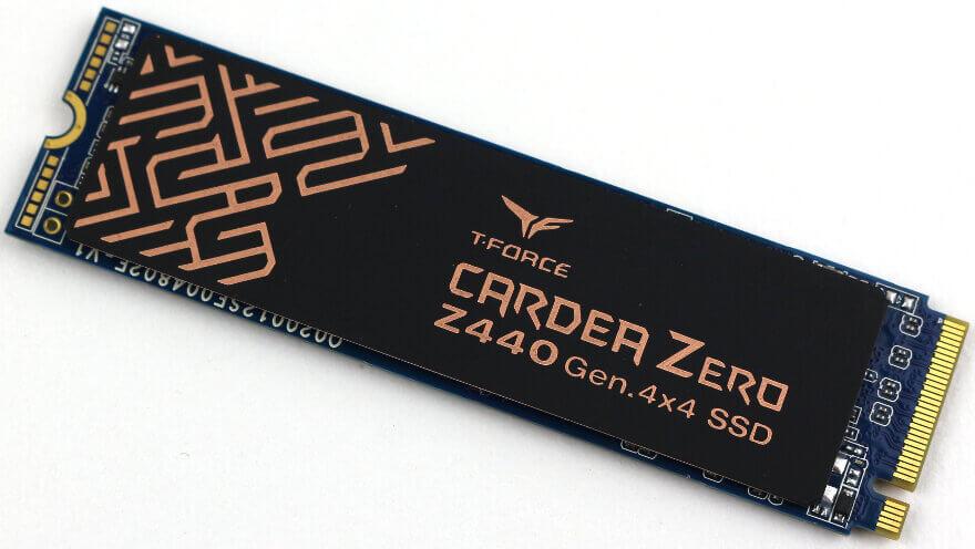 TeamGroup CARDEA Zero Z440 1TB Gen.4 SSD Review 4