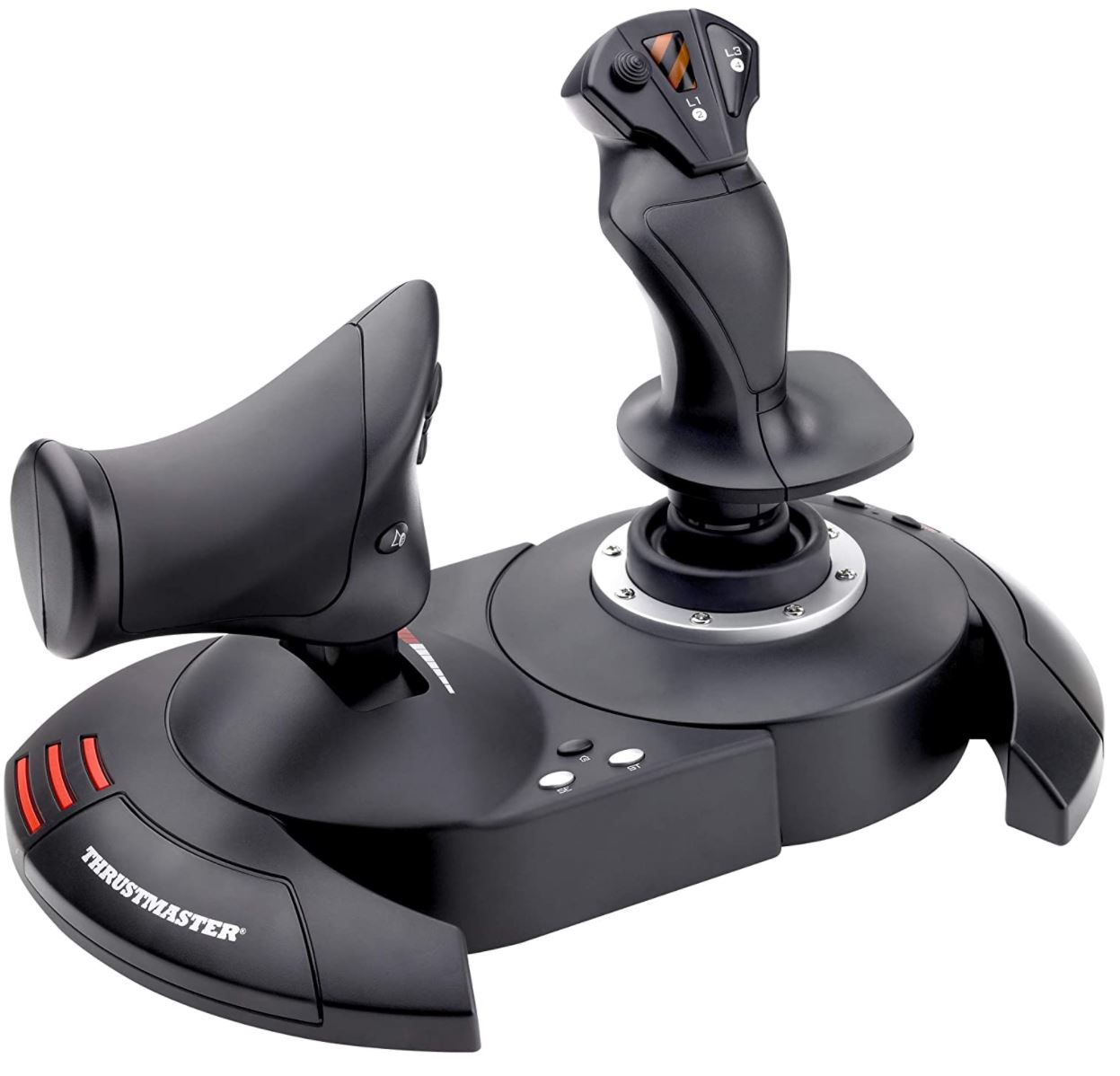 Thrustmaster T.Flight Hotas X Review - Older But Still Awesome! 4