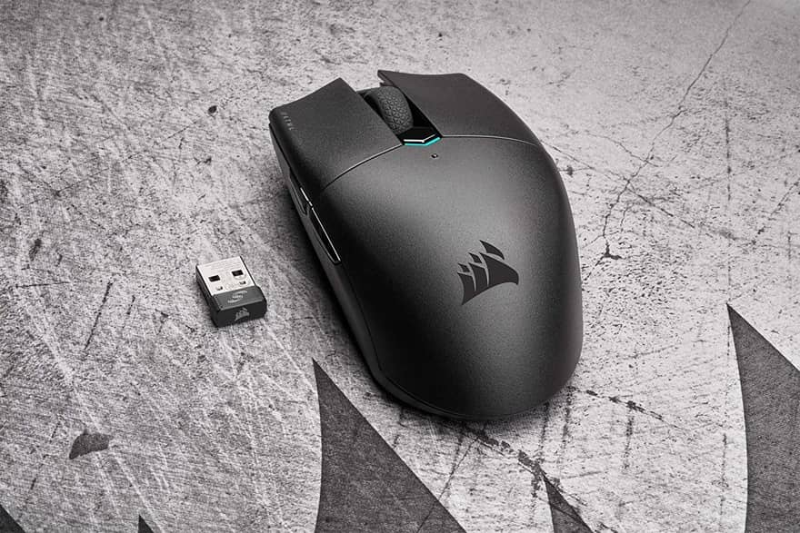 Corsair Katar Pro Wireless Gaming Mouse Review 24