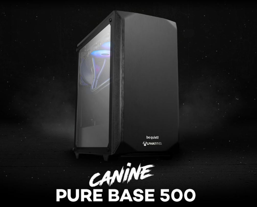 AlphaSync Canine Pure Base 500 Gaming PC Review 10