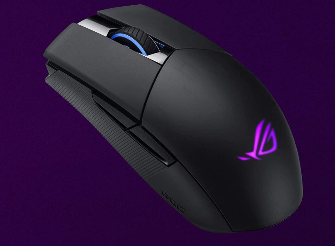 ASUS ROG STRIX Impact II Wireless Gaming Mouse Review 14