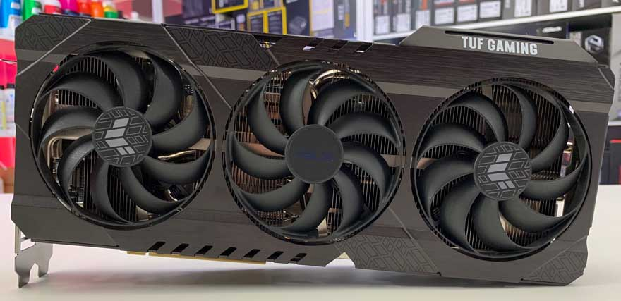ASUS RTX 3060 Ti TUF Gaming Graphics Card Review 14