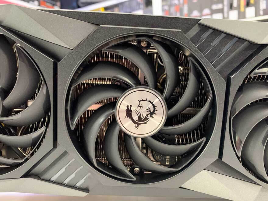 MSI RTX 3060 Ti Gaming X Trio Graphics Card Review 10