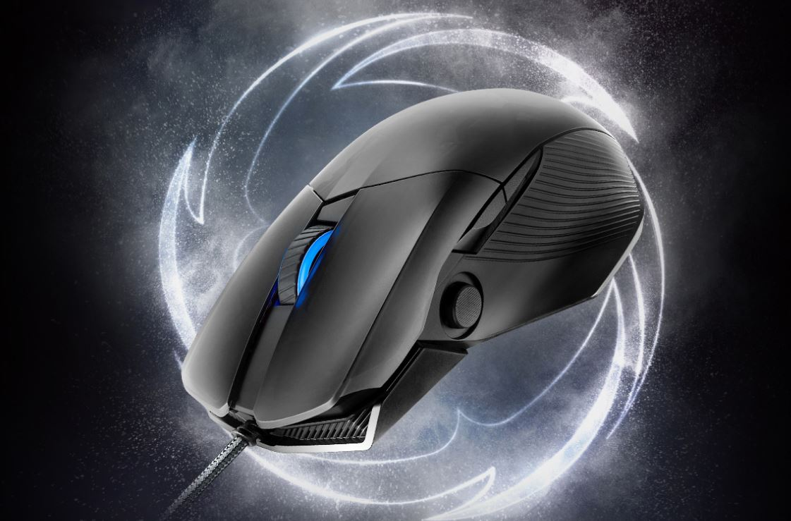 ASUS ROG Chakram Core Gaming Mouse Review 26