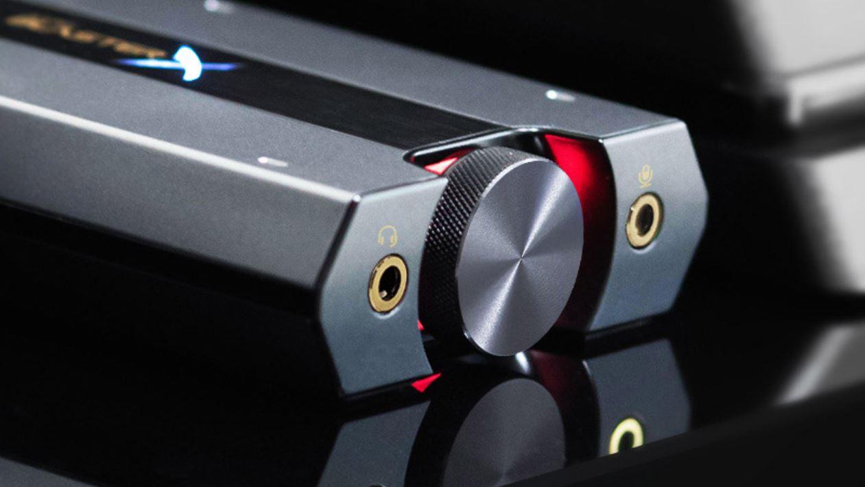Creative SoundBlasterX G6 Desktop Amplifier Review 18