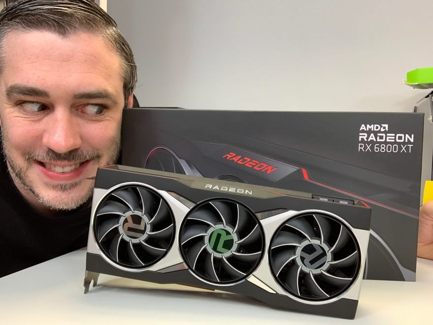 AMD Radeon RX 6800 XT Graphics Card Review 14