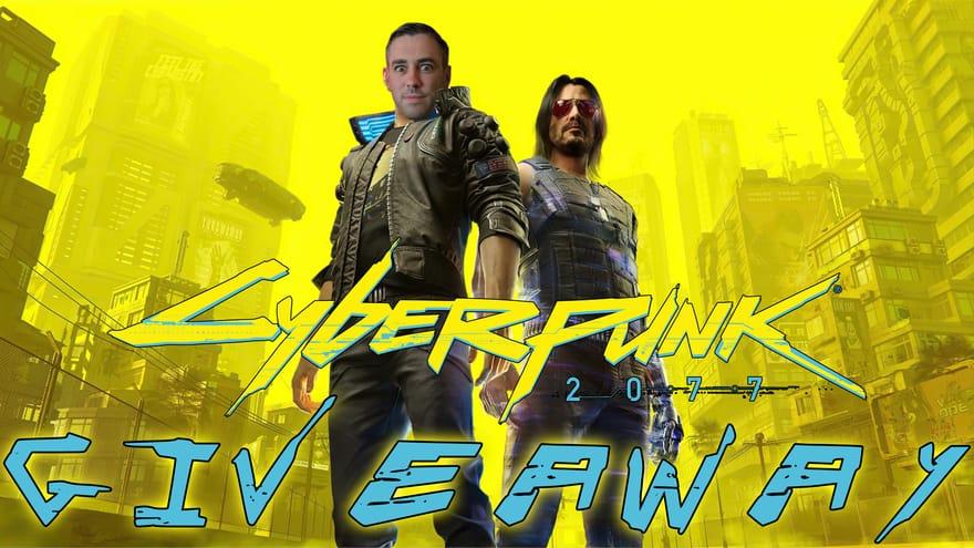 Cyberpunk 2077 Giveaway 4