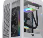Thermaltake The Tower 100 Snow Edition Case Review 29