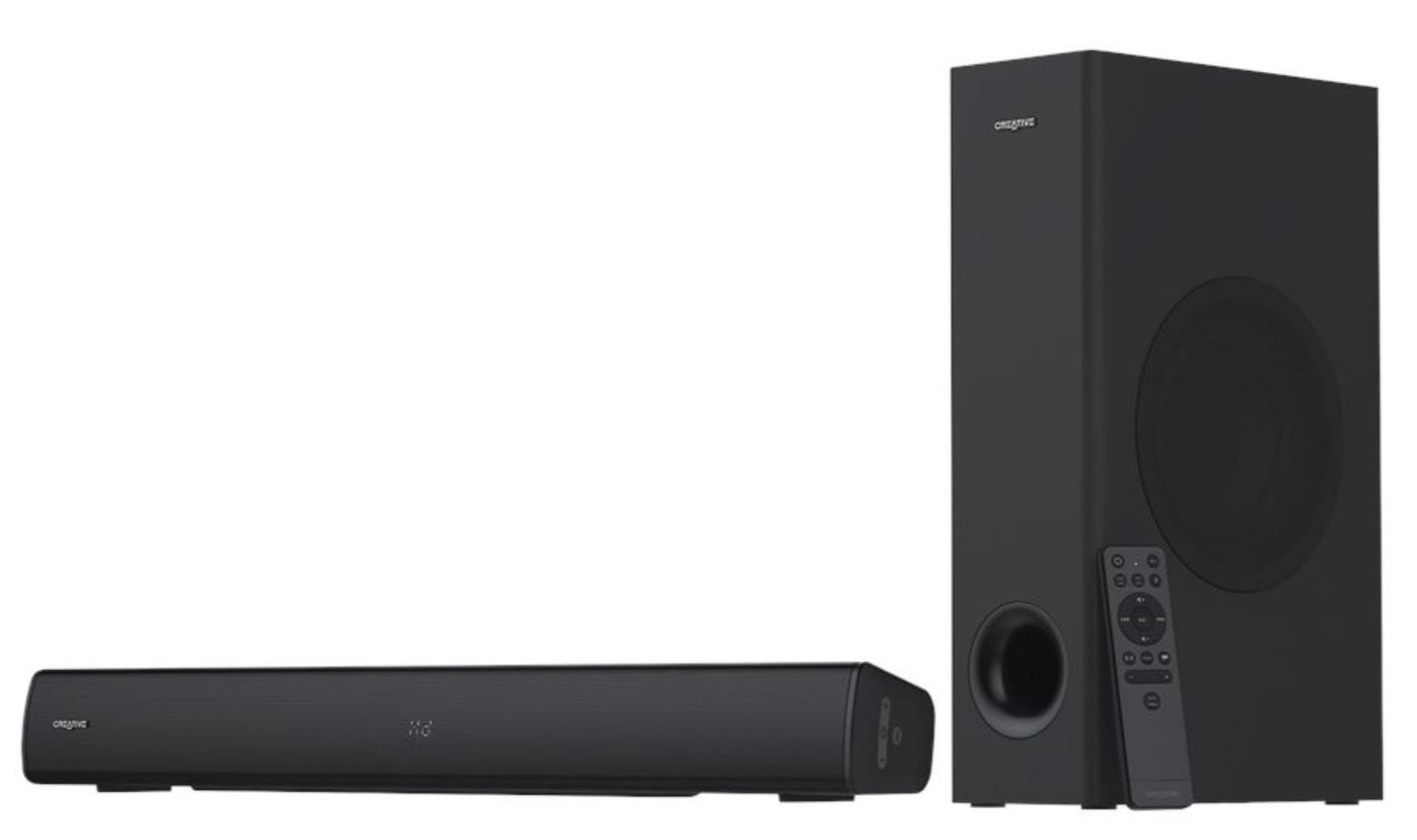 Creative Stage V2 PC Soundbar Review 8