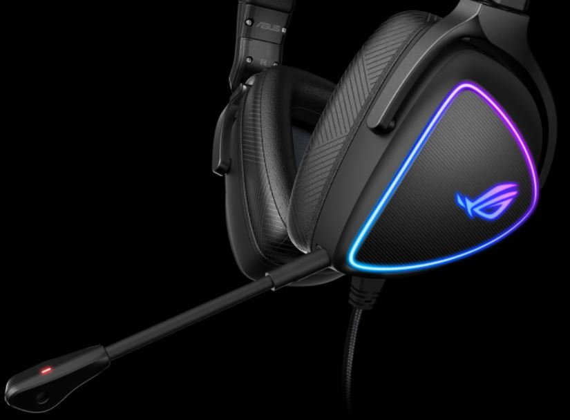 ASUS ROG Delta S Gaming Headset Review 10