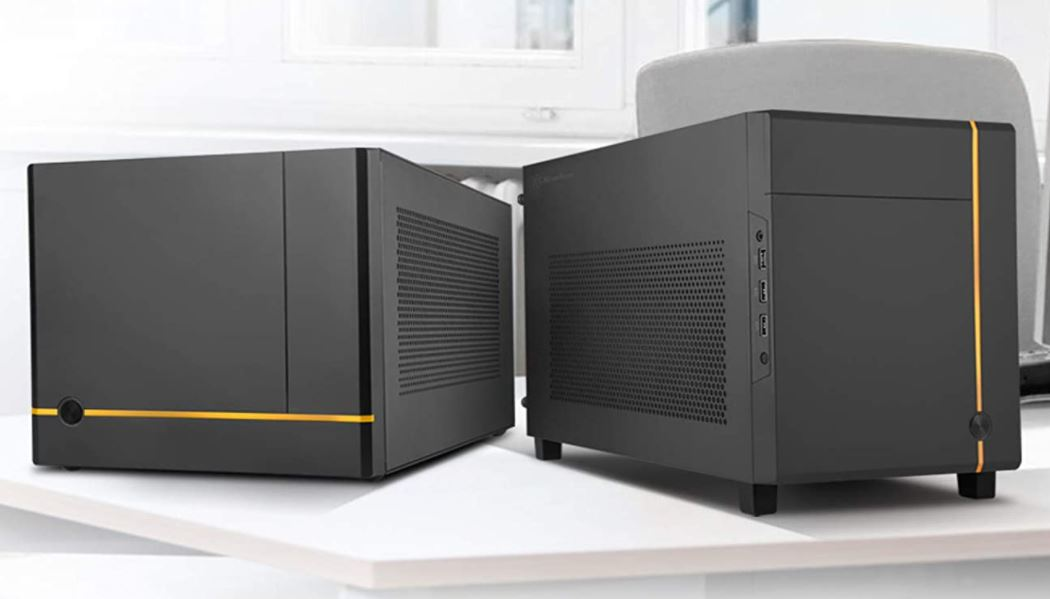 Silverstone SUGO 14 Mini-ITX Cube Case Review 4