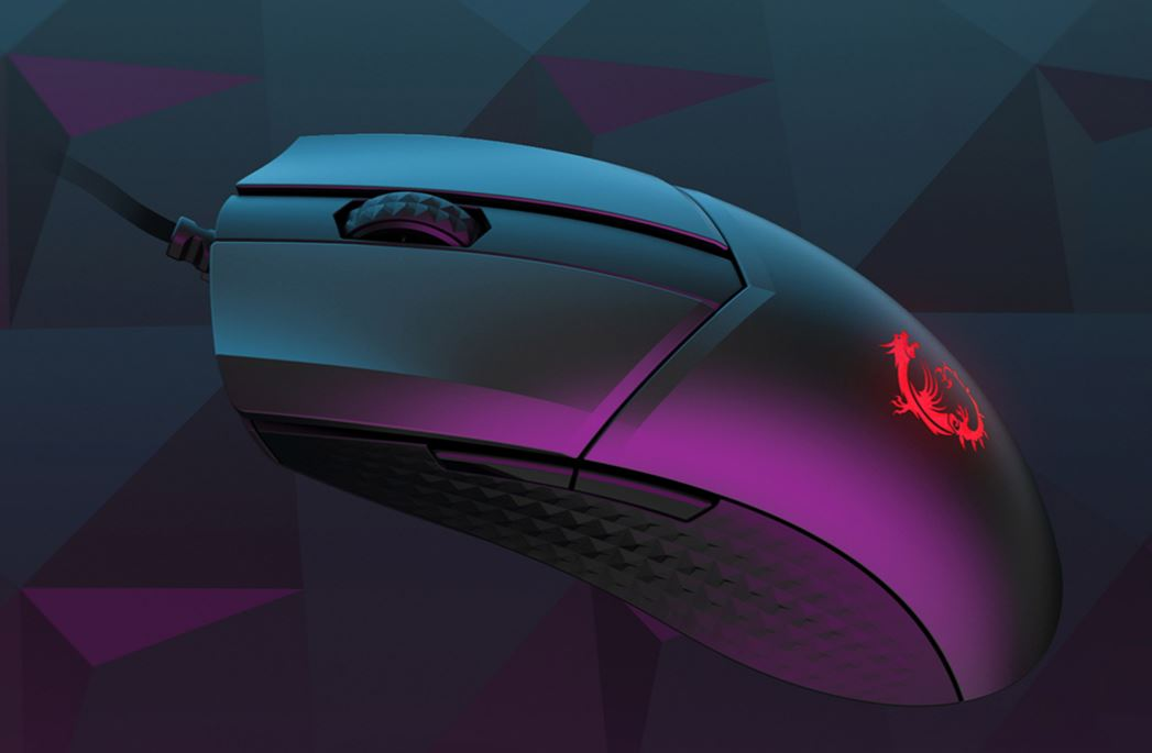 msi gm41 gaming mouse featured
