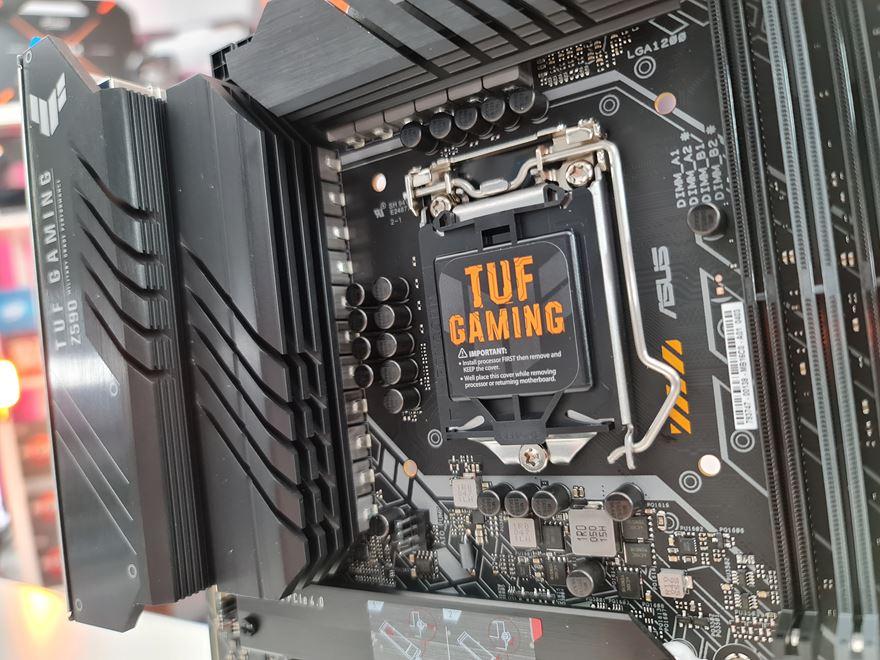 ASUS TUF Gaming Z590 PLUS WIFI 9