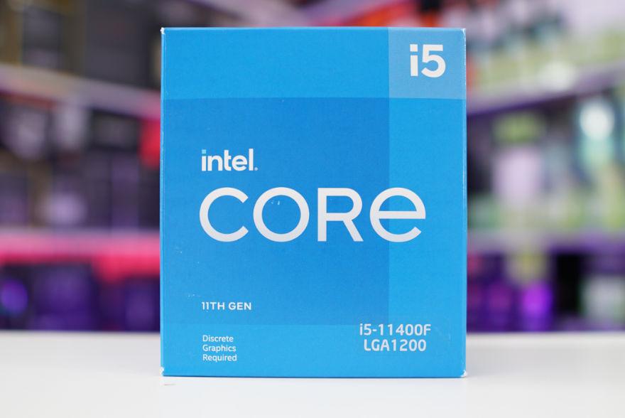 Intel Core i5 11400f CPU