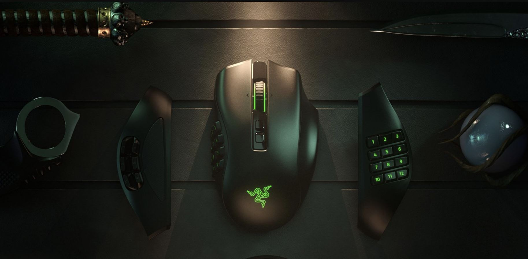 razer naga pro wireless