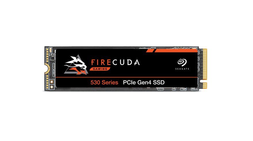 Seagate Launches its FireCuda 530 PCIe 4.0 SSD