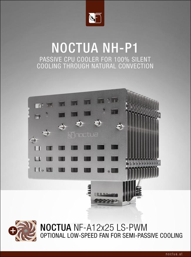 noctua nh p1 launch