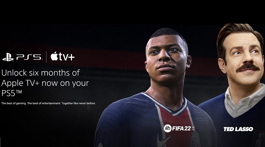 PS5 Owners Can Nab 6 Months of Free Apple TV+