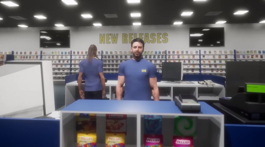 The Last Video Store – A PSVR Rental Experience