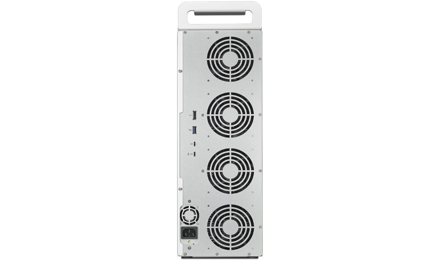 TerraMaster Launches D16 Thunderbolt 3 Storage Tower