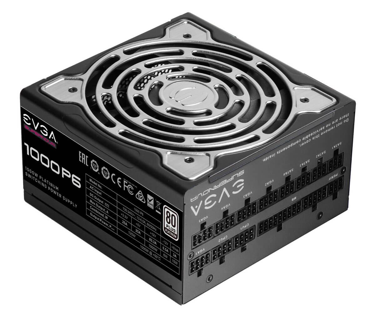EVGA SuperNOVA P6 Power Supplies Revealed