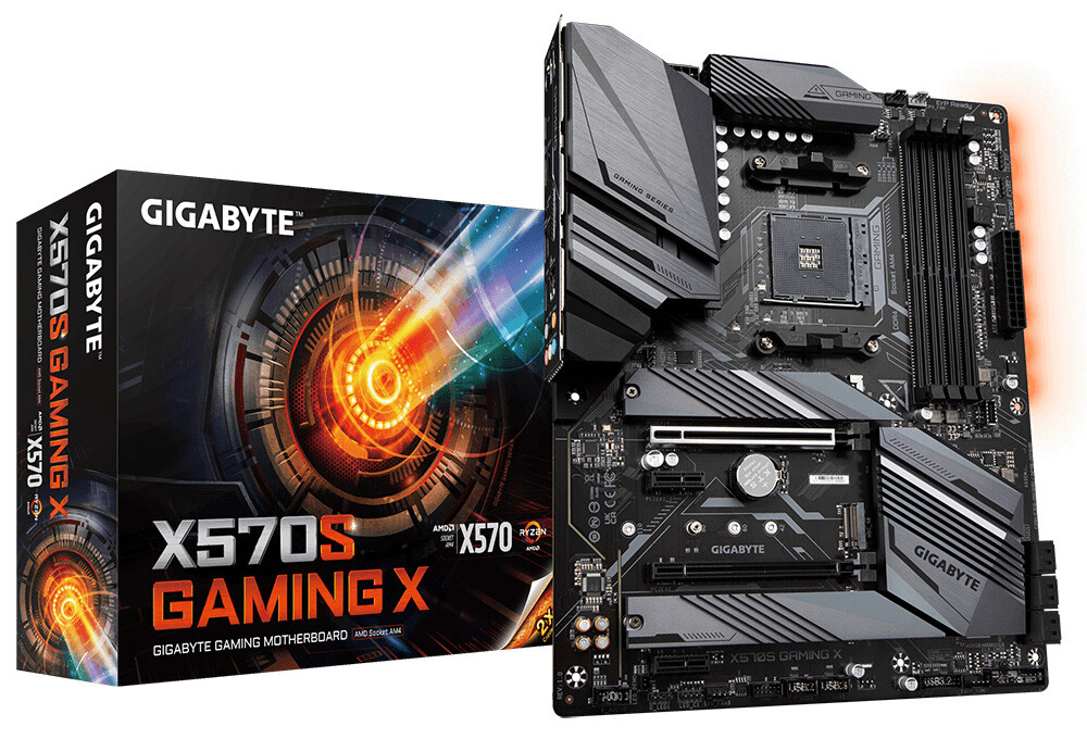GIGABYTE Intros X570S Gaming X Motherboard