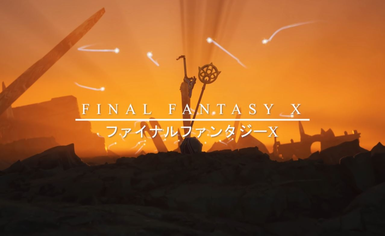 Here's What Final Fantasy X Would Look Like Today [VIDEO]