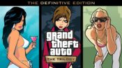 GTA trilogy rockstar games