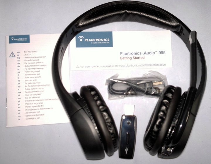 plantronics audio 995 digital wireless stereo headset review page rh eteknix com Plantronics 995 Battery Where's the Battery in Plantronics 995