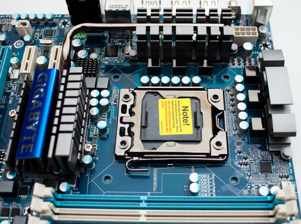Gigabyte x58-usb3 review introduction & specifications.