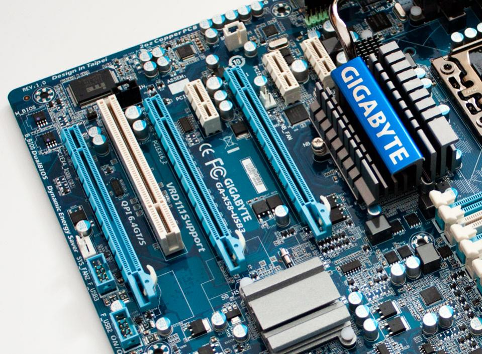 Gigabyte GA-X58-USB3 Motherboard Review | eTeknix