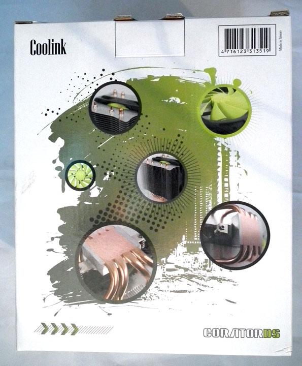Обзор Coolink Corator DS