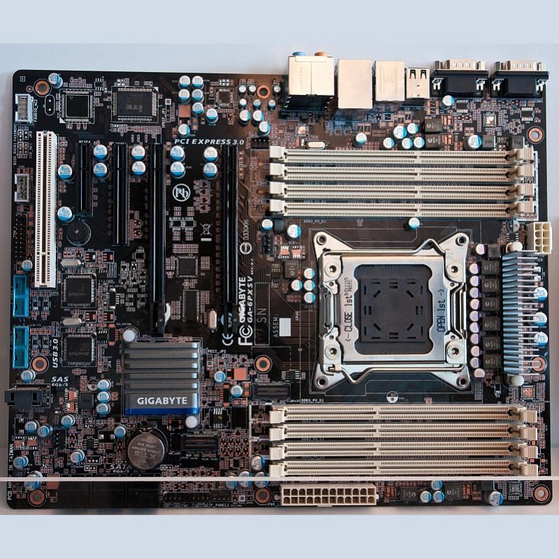 Gigabyte To Give An LGA 2011 Board 8 Memory Slots