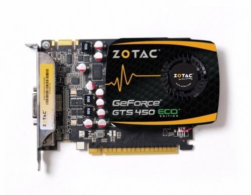 Zotac Geforce GTS 450 | eTeknix