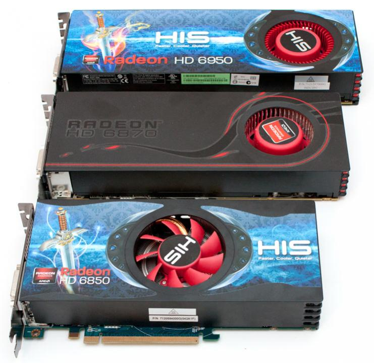 HIS Radeon 6950 2GB Graphics Card Review