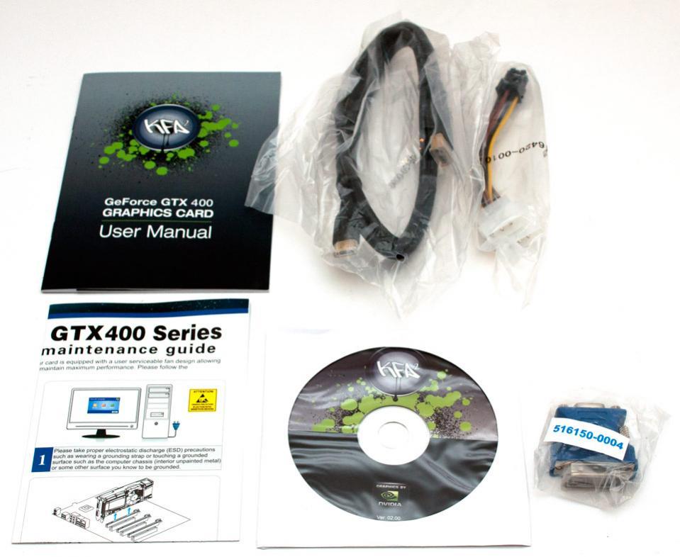 KFA2 GeForce GTX 470 EX OC | eTeknix